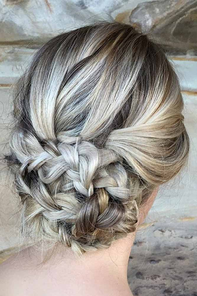 Updo Braided Hairstyles For Long Hair For A Special Occasion