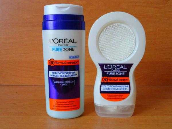 L'Oreal Pure Zone