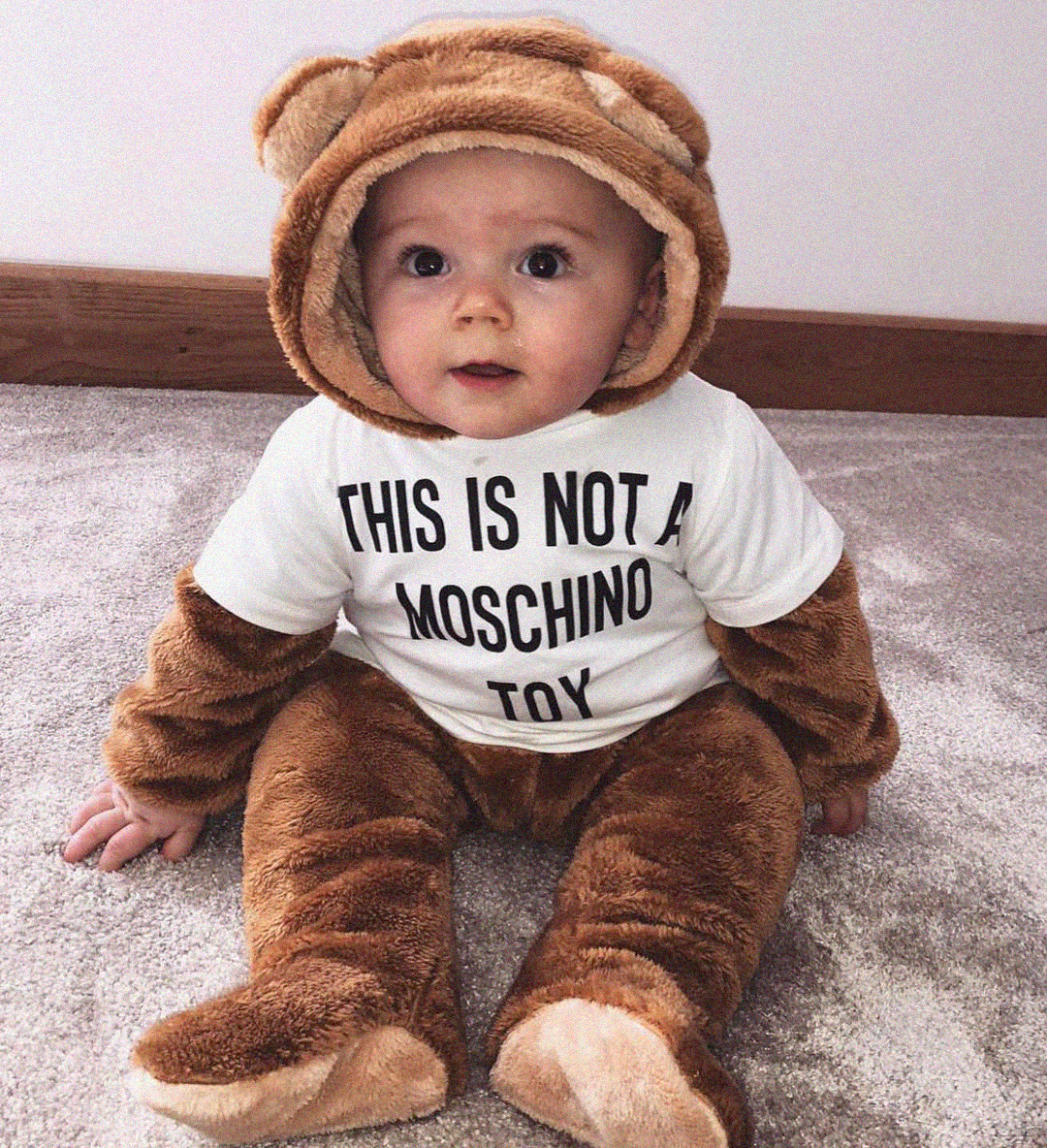 Moschino mini kids